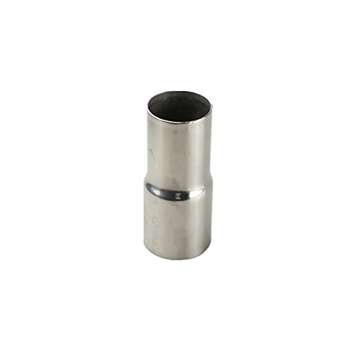 Universal 2' OD to 2.25' OD Exhaust Pipe Adapter Connector Reducer Stainless Steel US Shipping