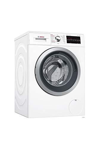Bosch WVG30462FF lavasciuga Caricamento frontale Libera installazione Bianco A