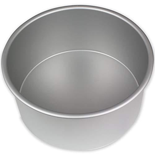 PME RND083 Teglia Professionale, alluminio, Argento