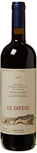 Rosso Toscana IGT 'Le DIfese' - Tenuta San Guido, Cl 75