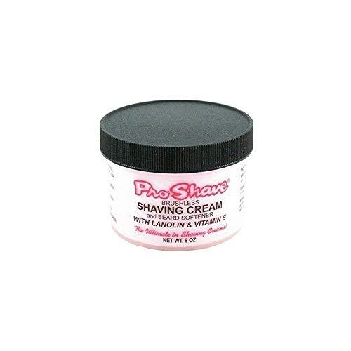 Pre-Shave Shaving Refresing Cream Pink 8 Oz.