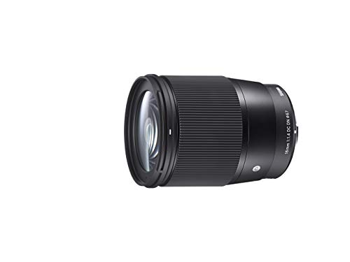 SIGMA 16mm F1.4 DC DN | Contemporary C017 | Canon EF-Mマウント用 APS-Cサイズ ミラーレス専用