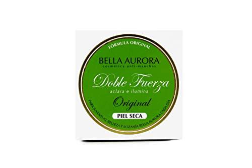 Bella Aurora Anti-Manchas Crema Clásica Piel Seca Noche, Quitamanchas Facial, Codos y Rodillas, Despigmentante Facial Manchas Piel, Doble Fuerza, 30 Mililitros