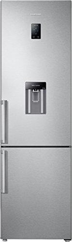Samsung RB37J5925SS/EF Kühl-Gefrier-Kombination (Gefrierteil unten)/ 59,5 cm /Total No Frost+