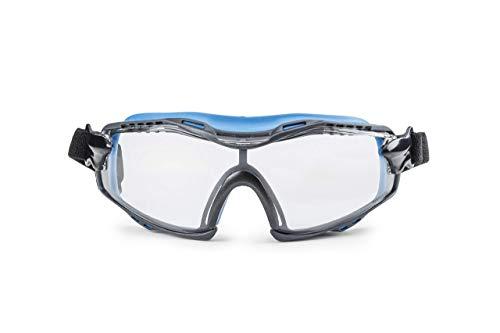 SOLID. piccoli Occhiali protettivi da lavoro con vestibilit perfetta   occhiali protettivi antipolvere con vestibilit universale   Antigraffio, antiappannamento e protezione UV