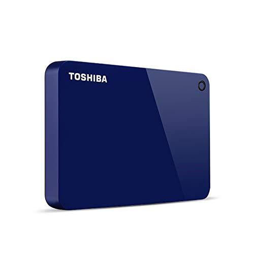Toshiba Canvio Advance - Disco duro externo (4000 GB, 2.5', 3.0 (3.1...