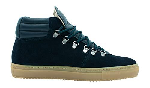Zespà Hoher Herren-Sneaker ZSP2 Navyblau - 41