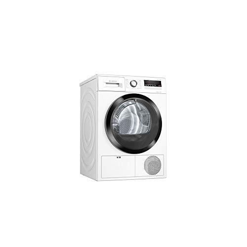 Bosch WTH85V02FF Sèche-linge frontal pompe à chaleur Série 4 - AutoDry - Pose libre - 8 kg -112l - Blanc