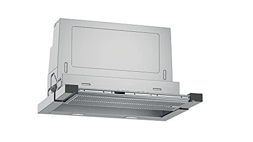 Neff D46ML54X1 - Cappa aspirante da incasso, N70, 60 cm, classe di efficienza energetica A, in acciaio INOX