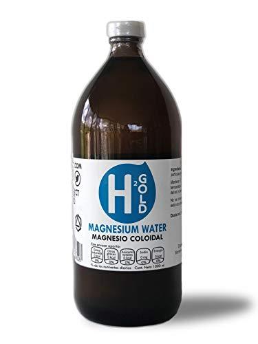 Magnesio Coloidal 1 litro - 20 ppm - Superalimento para la sangre