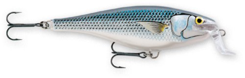 Rapala Super Shad Rap 14 Fishing lure, 5.5-Inch, Mullet