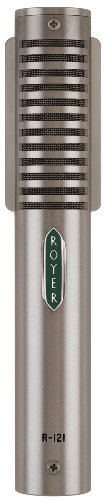 Royer Labs R-121 Large-Element Ribbon Microphone, Nickel