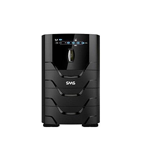Nobreak Power Sinus 3200Bi 115, SMS, 27872, Preto
