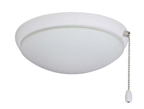 Emerson Ceiling Fans LK65SW Moon Light Fixture for Ceiling Fans, Candelabra