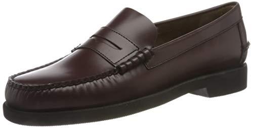 Sebago Dan Polaris, Mocasines (Loafer) para Hombre, Marrón (Marron Brown Burgundy 903), 42 EU