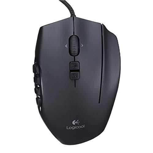 Logicool ロジクール MMOゲーミングマウス G600t ボタン20個搭載 最高8,200dpi