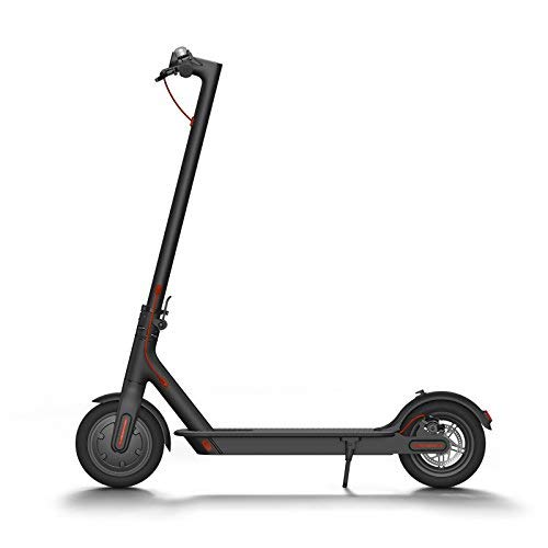 Mi Electric Scooter, schwarz