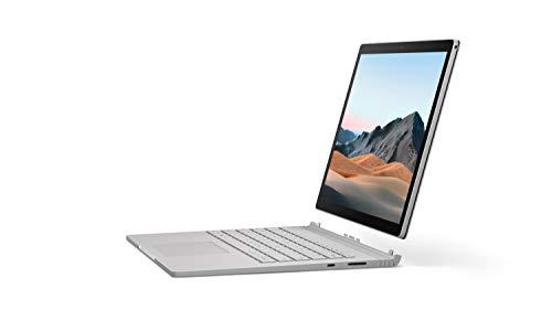 NEW Microsoft Surface Book 3 - 13.5' Touch-Screen - 10th Gen Intel Core i7 - 16GB Memory - 256GB SSD (Latest Model) - Platinum