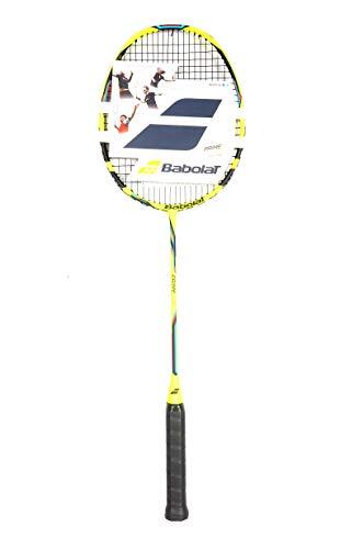 Babolat 601293-113 Prime Lite Graphite Badminton Racquet (Yellow)