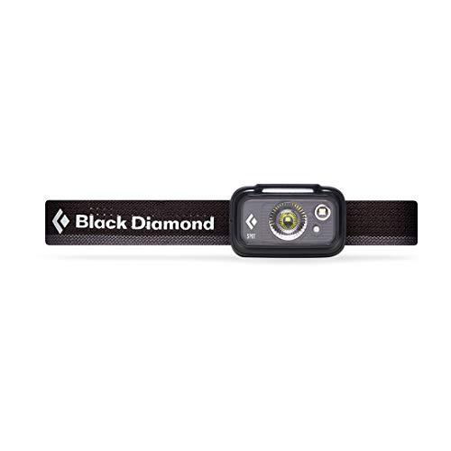 Black Diamond Unisex– Erwachsene Spot 325 Stirnlampe, Graphite, one Size
