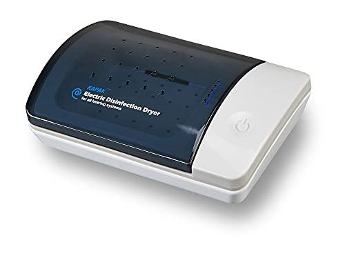Electronic Kapak Ultra Violet C clean hearing aid...