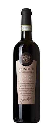 Valtellina Superiore D.O.C.G. Inferno Riserva 2017 Casa Vinicola Rainoldi Rosso Lombardia 13,5%