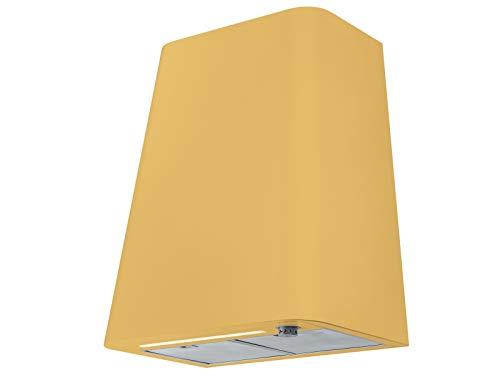 Cappa da cucina montata a parete e realizzata in acciaio inox da Franke Smart Deco Fsmd 508 YL 335.0530.202