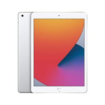 Apple iPad (10.2-inch, 8th Generation, Wi-Fi, 128GB) - Silver (2020)