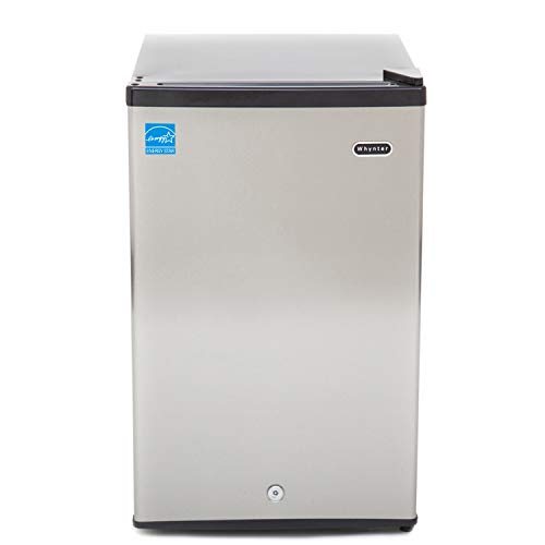 Whynter CUF-210SS Energy Star 2.1 cu. ft. Stainless Steel Upright...