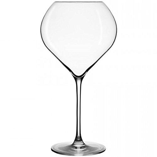 6Bicchieri da vino jamesse grande bianco 75cl, Lehmann Glass