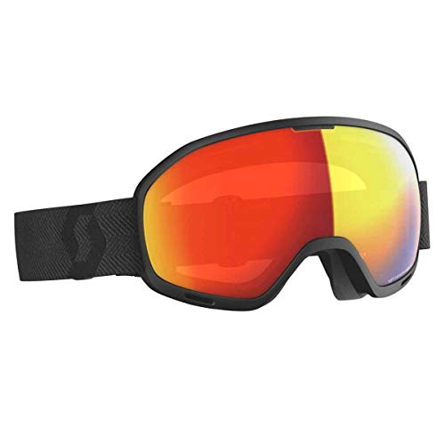 Scott Sports Goggle Unlimited II OTG LS - 271822 (Black Light Sensitive Red Chrome)