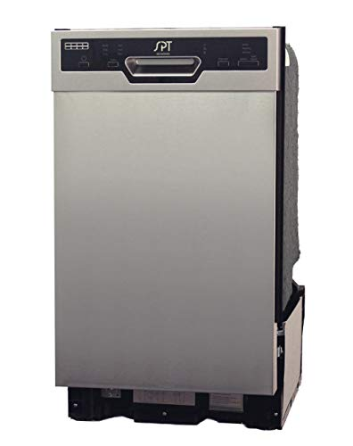 SD-9254SS: Energy Star 18 Built-In Dishwasher w/Heated Drying  Stainless