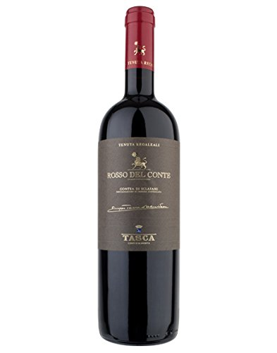 Contea di Sclafani DOC Tenuta Regaleali Rosso del Conte Tasca d'Almerita 2015 0,75 L