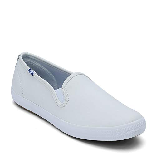 Keds Women's Champion Slip-On Leather Sneaker