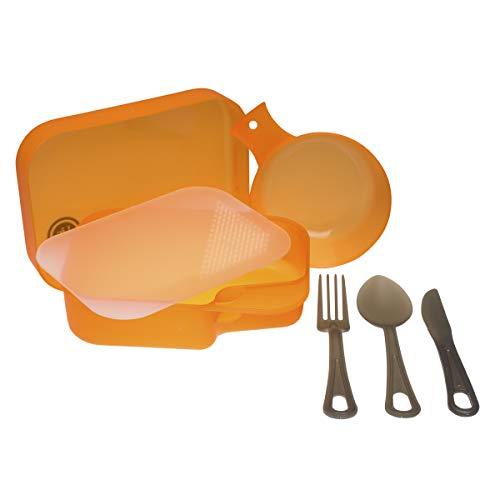 UST PackWare Kit de desorden con autocontenido, última intervensión de BPA, construcción y...