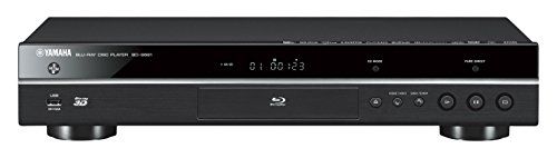 Yamaha BD-S681 Blu-ray Disc Player (Multi Region)