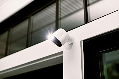 31ntb0zmhWL [Bon plan Arlo !  Arlo Pro 3 | Pack de 2 caméras de surveillance 2K HDR, Batterie rechargeable Alarme Grand angle 160° avec Panneau S...