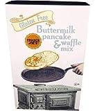 Trader Joe's Gluten Free Buttermilk Pancake & Waffle Mix 18 oz (Pack of 2)