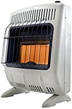 Mr. Heater Corporation Vent-Free 20,000 BTU Radiant Natural Gas Heater, Multi
