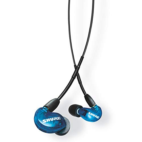Écouteurs Filaires Sound Isolating Shure Aonic 215, sonClair, Transducteur Unique, Conception...
