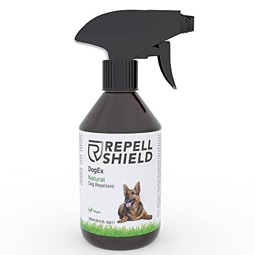RepellShield Spray Repelente para Perros - Ahuyentador de Pe