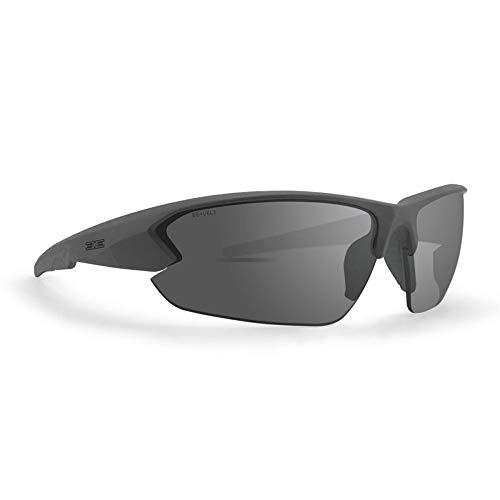 Epoch 4 Sport Golf Sunglasses Gray Frame with Smoke Lens