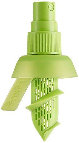 Lékué Spray de cítricos, Verde, 1 Unidad