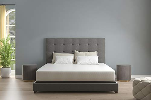 Signature Design by Ashley - 10 Inch Chime Express Memory Foam Mattress - Bed in a Box - King - White