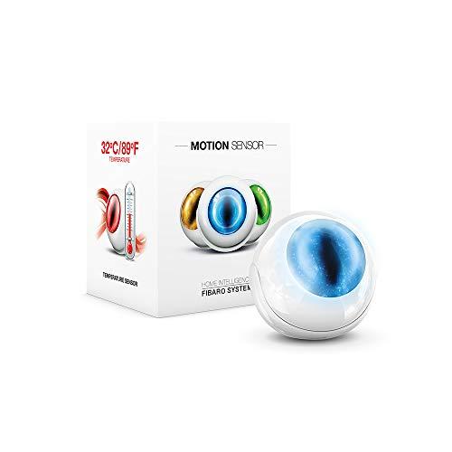 FIBARO Motion Sensor Z-Wave Plus Multisensor-Movement, Temperature,...