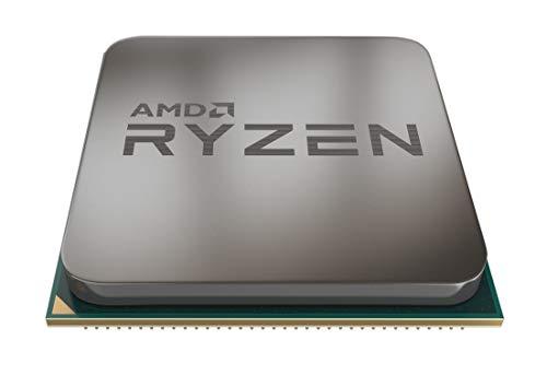 AMD Ryzen 5 3400G, Procesador con Disipador de Calor Wraith Spire (4 MB, 4 Núcleos, Velocidad de 4.2 GHz, 65W)
