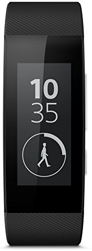 Sony SWR30 Bracelet pour Smartphone Noir