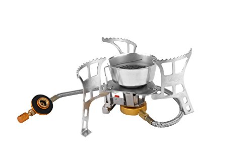 Gwild Camping Stove Ultralight Portable Collapsible...