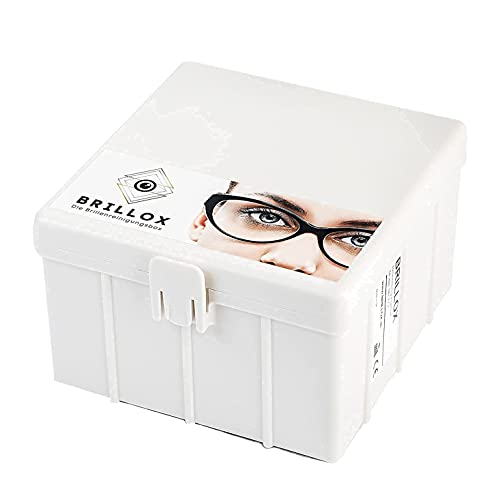 BRILLOX® - Das innovative Brillenreinigungsgerät...