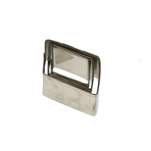 Lare LA1031 stampini biscotti-biscotti terrazze-tagliare 3 pezzi rombo circa Ø 3,5 - 5 cm Altezza circa 1,7 cm